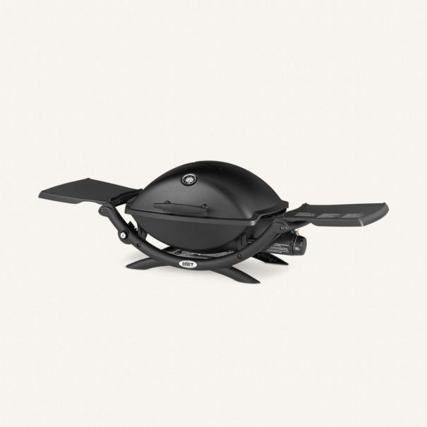 Weber Q 2200 черный, картинка 1