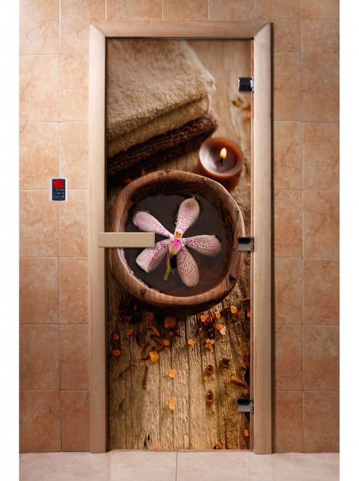 Дверь с фотопечатью, А009