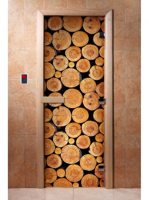 Дверь с фотопечатью, А043