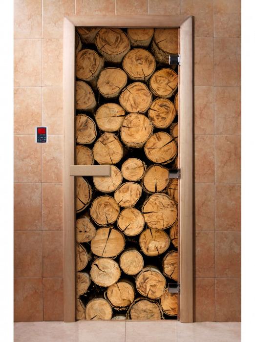 Дверь с фотопечатью, А046