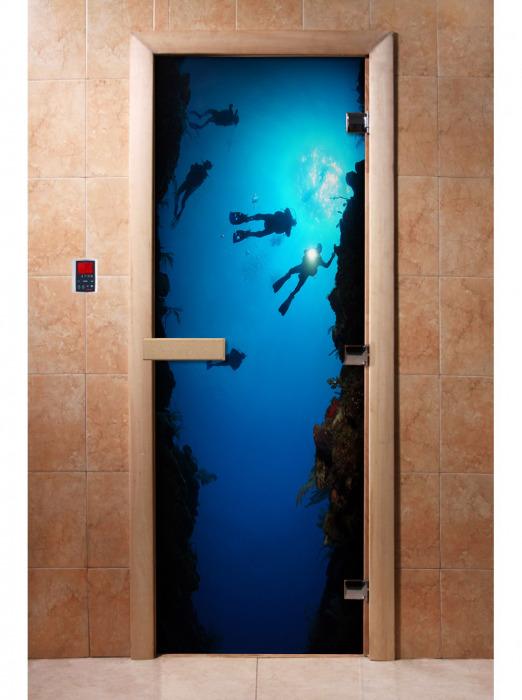 Дверь с фотопечатью, А069