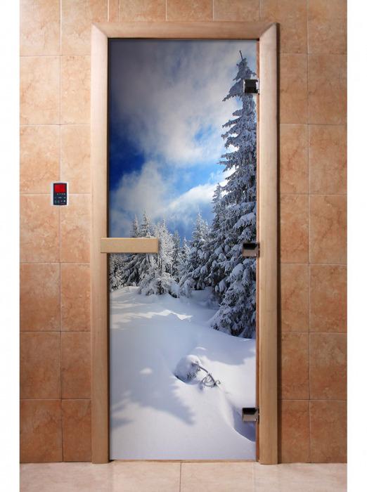 Дверь с фотопечатью, А081