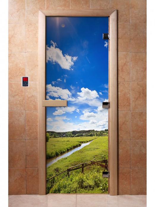 Дверь с фотопечатью, А092