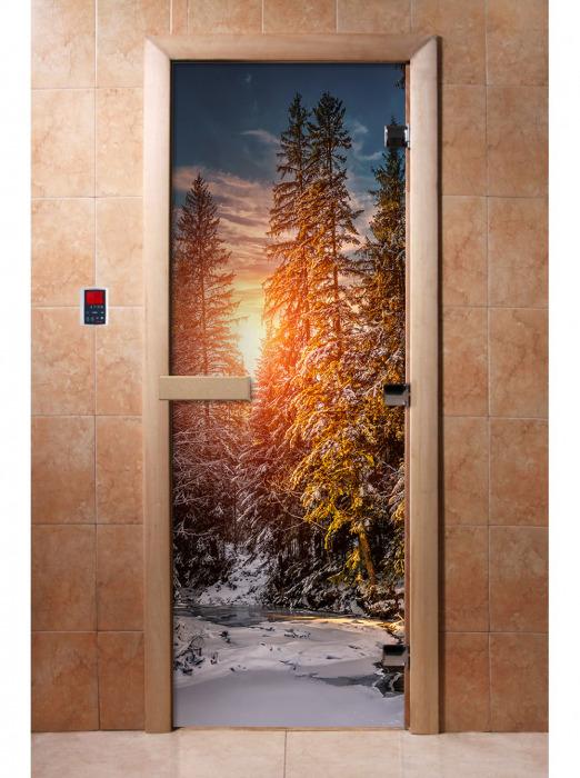 Дверь с фотопечатью, А093