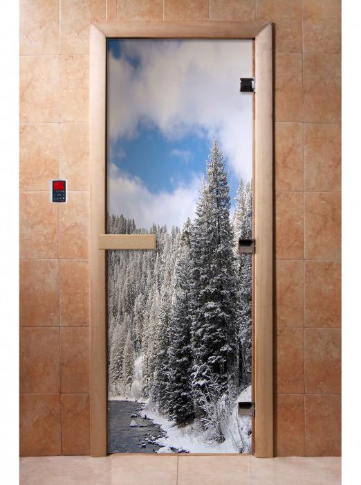 Дверь с фотопечатью, А095