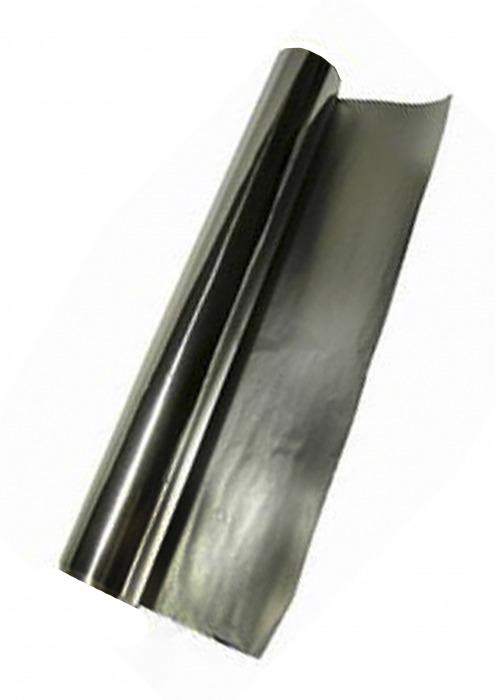 Фольга алюминиевая, 10 кв. м., 50 мкрн