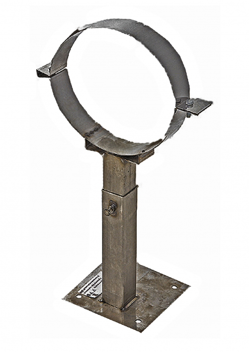 Кронштейн телескопический, диаметр 200, 40-75 см
