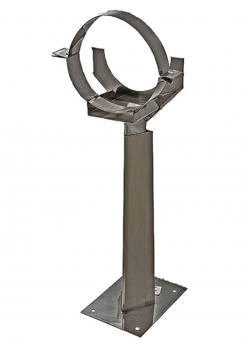 Кронштейн опорный, диаметр 300, 20-35 см