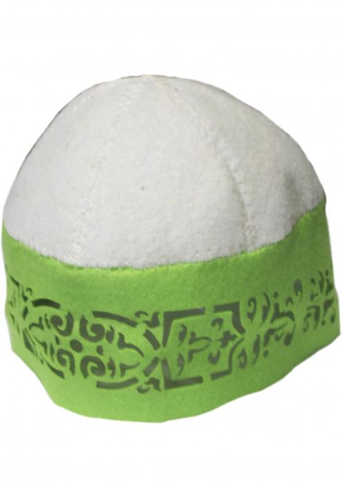 """Колпак или шапка для бани и сауны """"Княжна"""""""