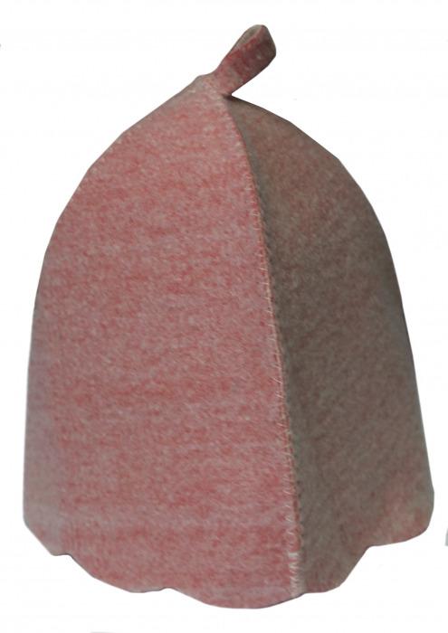 Колпак или шапка для бани и сауны (Женская 3)