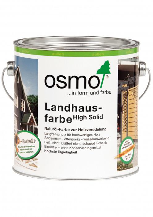 Непрозрачная краска Landhausfarbe, 0.75 л, картинка 1