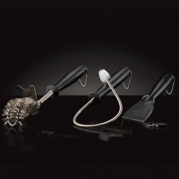 Набор инструментов для ухода за газовым грилем (4 предмета), картинка 1