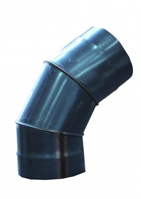 Отвод 45 гр., ⌀ 115