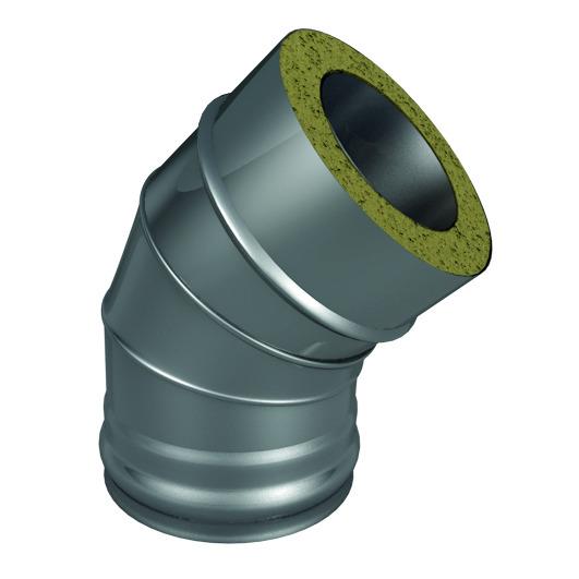 Отвод ОТ-Р 45* 430, 0,8/430, 0,5 d 150/210