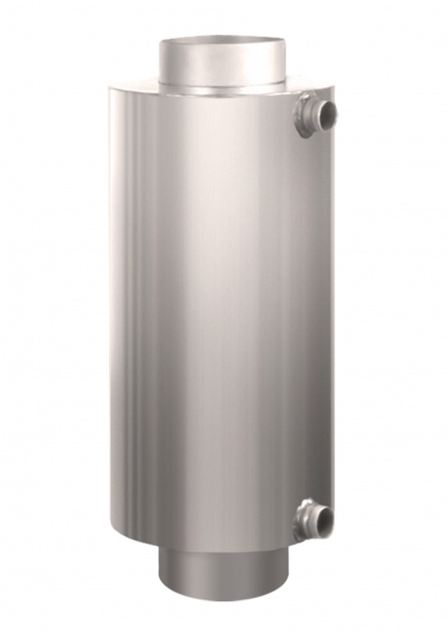 Регистр теплообменник универсальный, 115 диаметр
