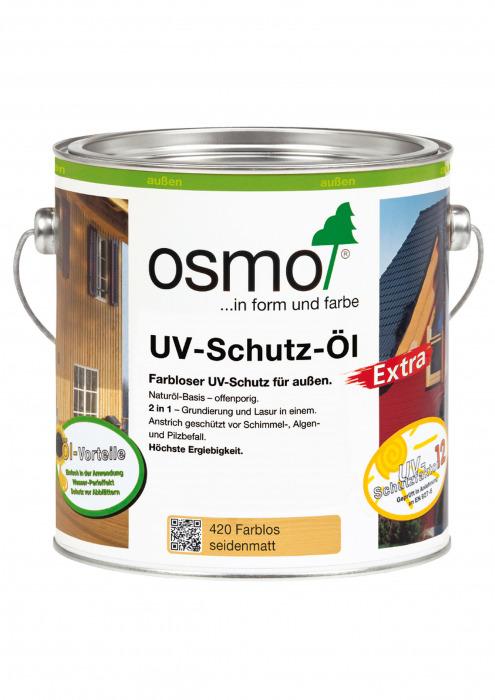 Защитное масло с УФ-фильтром UV-Schutz-Ol Extra, 0.75л, картинка 1