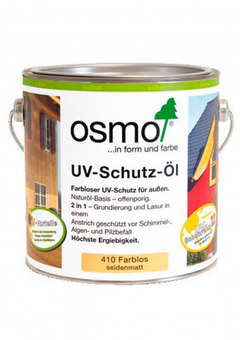 Защитное масло с УФ-фильтром UV-Schutz-Ol, 0.75л