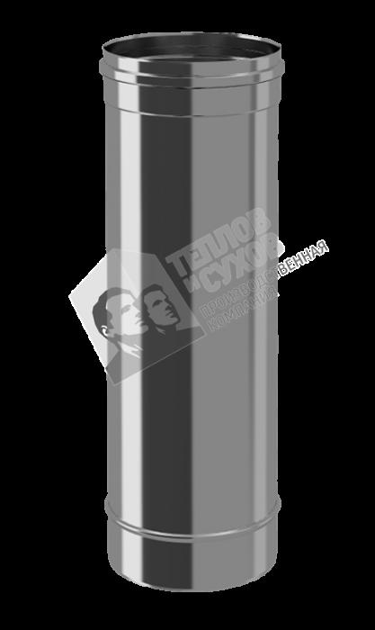 Труба моно ТМ-Р L500, 430, 0,8, D 120, картинка 1