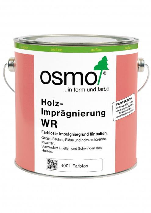 Антисептик для наружных работ - Holz-Impragnierung WR, 0.75 л