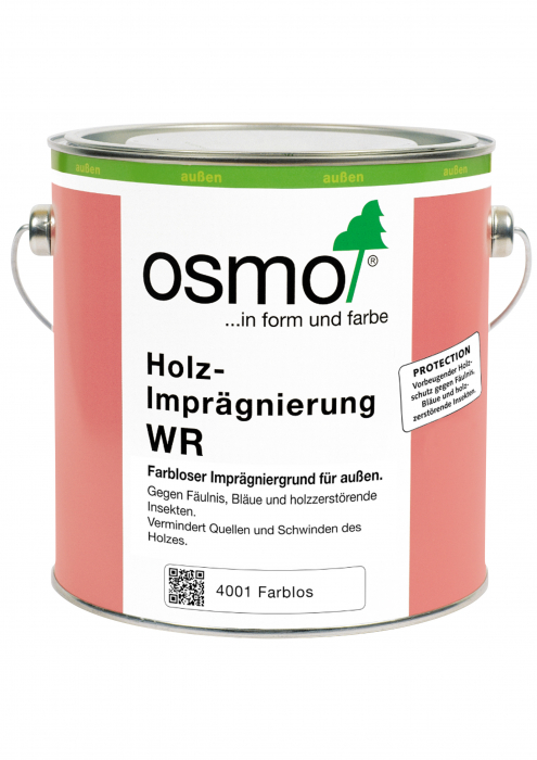 Антисептик для наружных работ - Holz-Impragnierung WR
