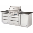 Модульная кухня Napoleon Oasis™ - 100 BILEX485RBPSS, картинка 1