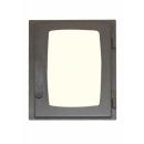 Дверь печная ДВ285-1Б, сталь, картинка 1