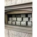 Камни для бани, талькомагнезит, пиленный, 25 кг, картинка 3