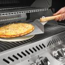 Лопатка для пиццы со складной ручкой (нержавеющая сталь), картинка 1