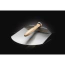 Лопатка для пиццы со складной ручкой (нержавеющая сталь), картинка 2
