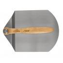 Лопатка для пиццы со складной ручкой (нержавеющая сталь), картинка 3