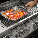 Противень для жарки овощей (нержавеющая сталь), картинка 1